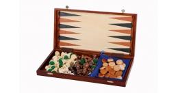 Schaak- en backgammon Medium