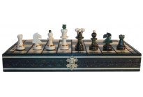 Pearly Chess Green