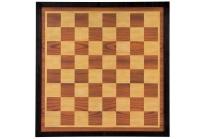 Abbey schaak-en dambord