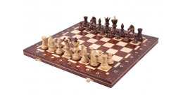 Royal Chess Brown