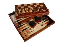 Schaak- en backgammon Large